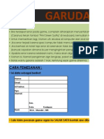 Garuda Pc Game - List Update Feb 13