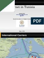 Internet in Tunisia