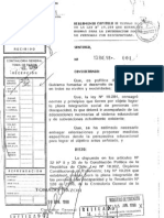 Decto 1 98 Reglam Ley 19284 Integr Pers Discapac