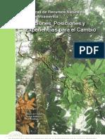 Políticas de Recursos Naturales en Centroamerica