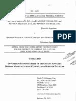 Revision Military v. Balboa - Appellee Brief