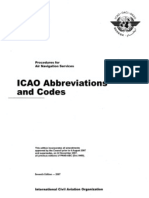 Icao cabin crew training manual
