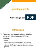Microbiologia Do Ar