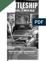 Star Wars Battleship Advanced Mission
