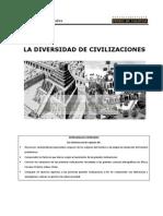 Guía N° 12 La Diversidad de Civilizaciones