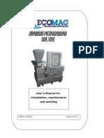 Manuale Polipreparatore Automatico Mod. STPL - Eng