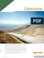 Cintac Infraestructura Vial Ficha Cubrecorreas