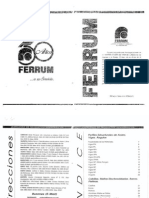 Catalogo de productos siderúrgicos FERRUM (Venezuelan Standars)