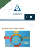 HRTALKS 4 - Nuevas tendencias en Formación - PSICOTEC