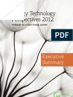 Energy Technology-Perspective 21012