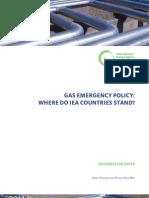 Gas Emergency Policy