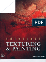 Digital Texturing & Painting