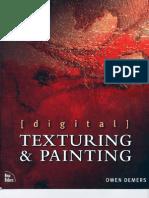 Digital Texturing & Painting