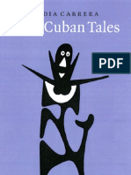 Lydia Cabrera-Afro-Cuban Tales Cuentos Negros de Cuba-University of Nebraska Press(2005)