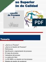 Gestion de Procesos I