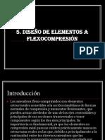 Flexocompresion Claudia