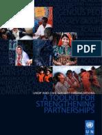 Toolokit for Strengthening Partnerships