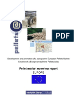 Pellet Market Overview Report