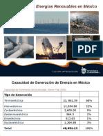 Energia Renovable en Mexico