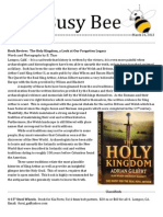 The Busy Bee Vol 2 Issue 12