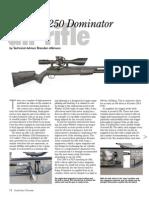 Walther 1250 Dominator FT AustralianShooter