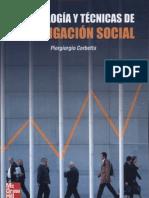 Corvetta Metodologia y Tecnicas de La Investigacion Social Cap. 1 y 2.pdf