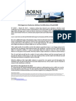 FAA Approves Seaborne Airlines Certification of Saab340B