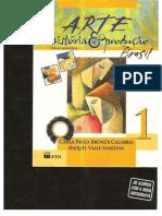 Arte História E produção-Brasil 1