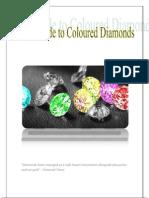 A Guide to Coloured Diamonds