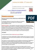 Lettre Du Cabinet 02.2013