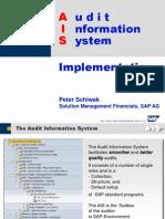 e2 AIS Implementation