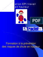 Formation Epi Tractel