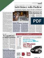articolo Il Cittadino 13.03.09