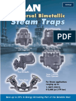 Bimetallic Steam Traps (Velan)