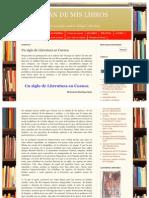 Http Eldesvandemislibros Blogspot Com Es 2010 07 Un-siglo-De-literatura-En-cuenca HTML