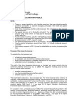 Cput Proposal Guide