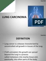 Lung Carcinoma