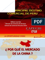 Oportunidades Comerciales Con China