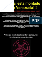 Bolivar Moneda Satanica