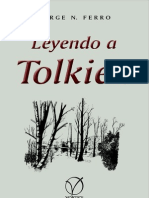 Jorge Ferro      LEYENDO A TOLKIEN  www.vorticelibros.com.ar