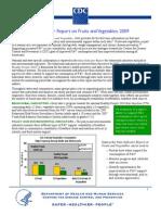 State Indicator Report 2009
