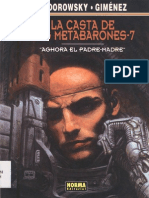 La Casta de Los Metabarones - 7