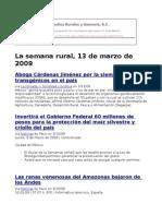 Semana Rural 20090313