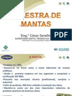 Palestra de Mantas - Ctv 2013