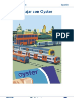 Spanish Oyster Guide Leaflet