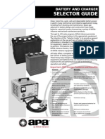 Apa Battery & Charger Guide