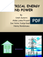Electrical Energy and Power-KD4.4