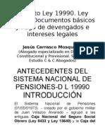 20071206-Curso Taller Derecho Previsional-CSJL Jesus Carrasco Mosquera