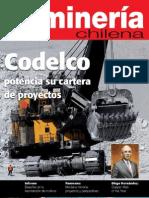 Mineria Chilena MCH 349
