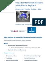 Presentación IPEX en ITECAM